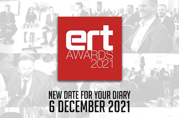 ERT Awards 2021 - new date